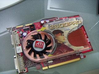 ATI Radeon 2600