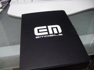 e-mobile 箱