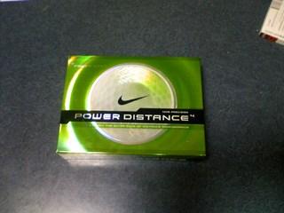 ゴルフボール Nike Power Distance 4