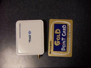GW-MF54G2 カードと比較