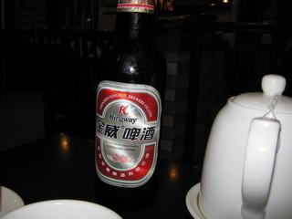深圳のビール