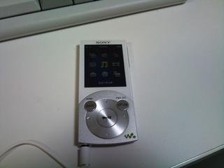 Sony NW-S644