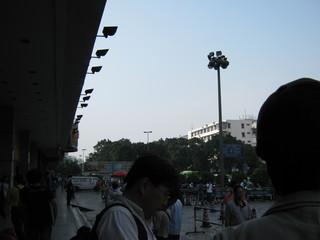 佛山のバス駅