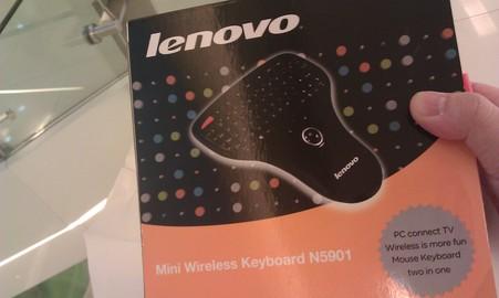 Lenovoショップでお買い物