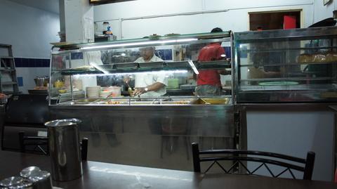 Little India のカレー屋