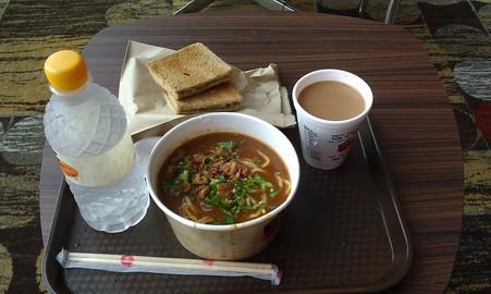 旺カフェのカヤトースト