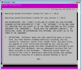 DLJ License Confirmation