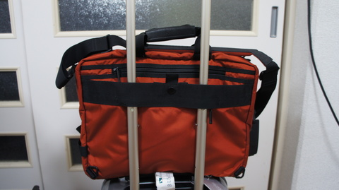 Manhattan Passage #7013 on Carry Bag
