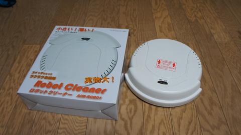 ツカモトエイム-ロボット掃除機