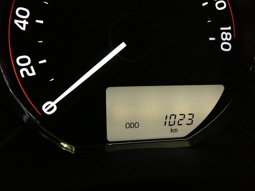 先週の土曜日ですでに1,023km