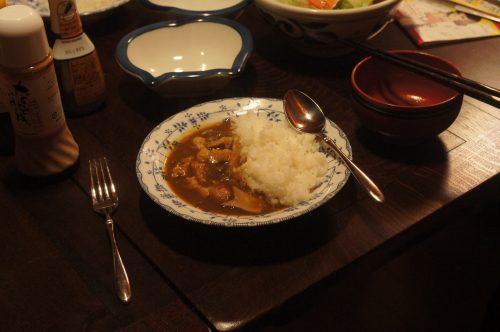 Knakaさん特製カレー