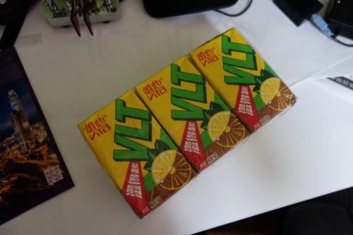 VLT檸檬茶6包