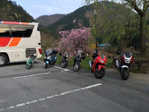 バイク集合写真